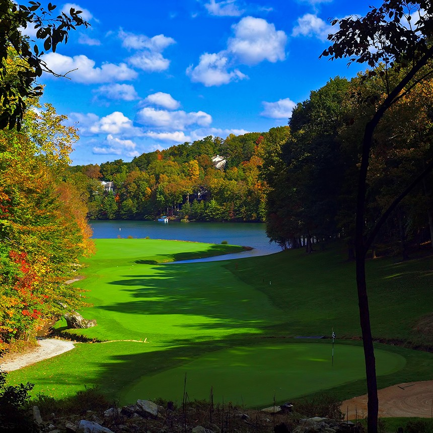golf courses tennessee