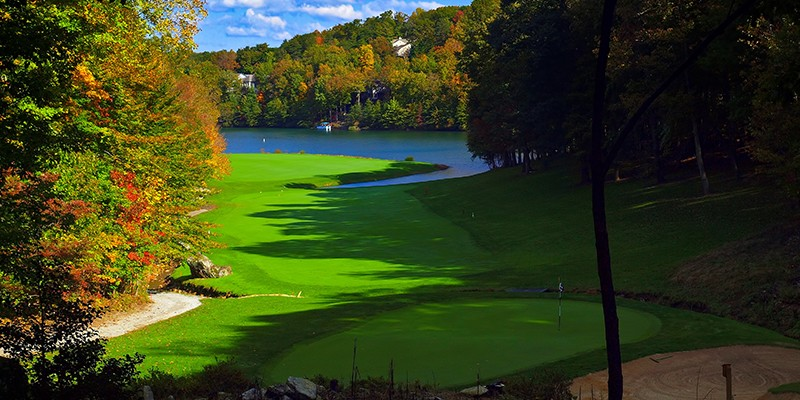 Tennessee Mountain Golf Courses