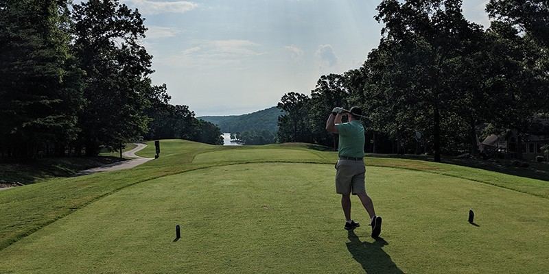 Golf Courses in Crossville