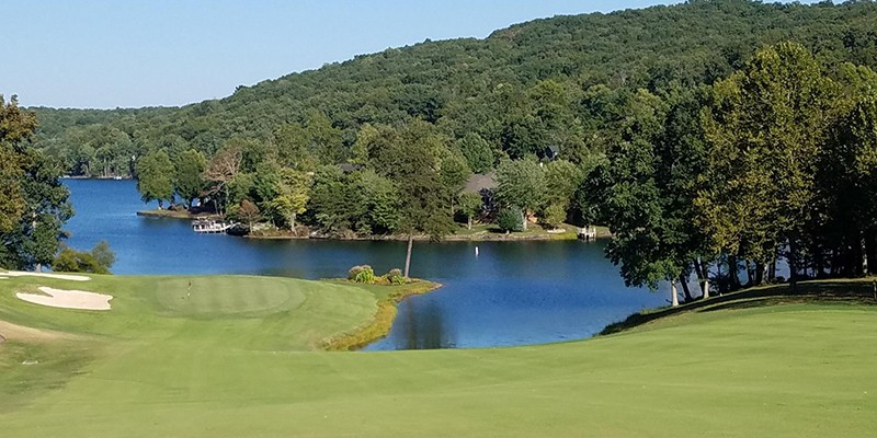 Tennessee Golf Vacation