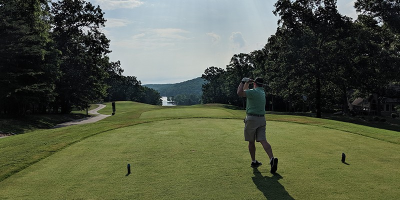 Tennessee Mountain Golf