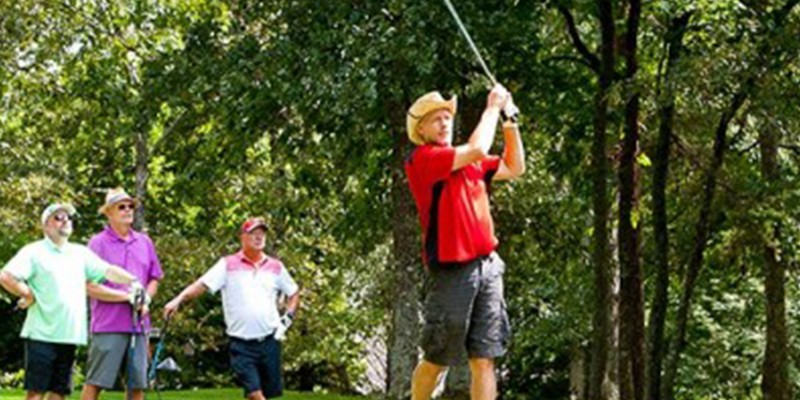 Golf Vacations Tennessee Spring