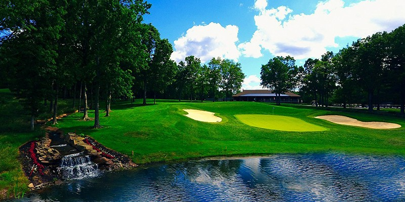 Tennessee Golf Destination