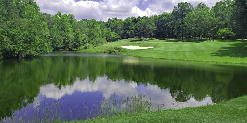 Fairfield Glade Golf Spots