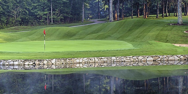 Golf Course Packages Tennessee