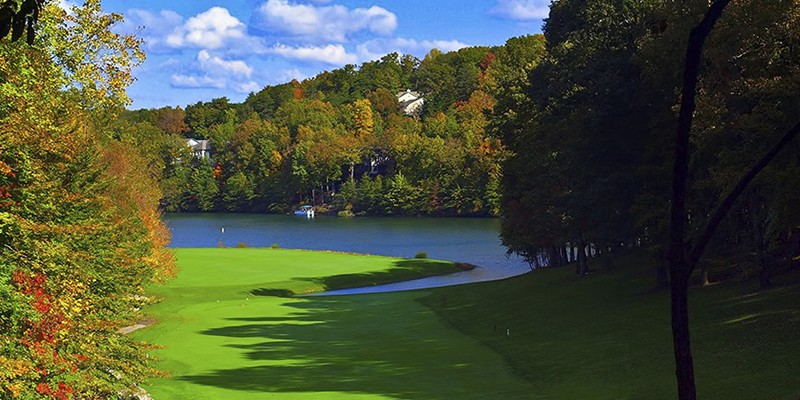 Tennessee Golf Course Packages